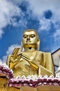 Golden Temple Dambulla