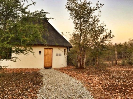 Mbizi Bush Lodge im Grietjie Nature Reserve, Südafrika