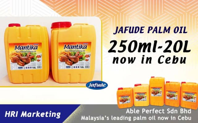 Philippines Palm Oil, Palm Oil from Philippines Supplier is Jafude Mantika