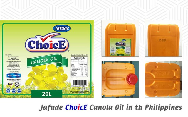 canola oil and sunflower oil supplier in Baguio.quezon city and cavite