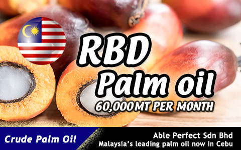 Crude Palm Oil Suppliers & Exporters in Philippines