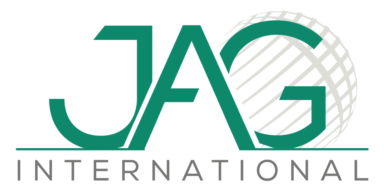 JAG International Logo