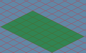 Room footprint