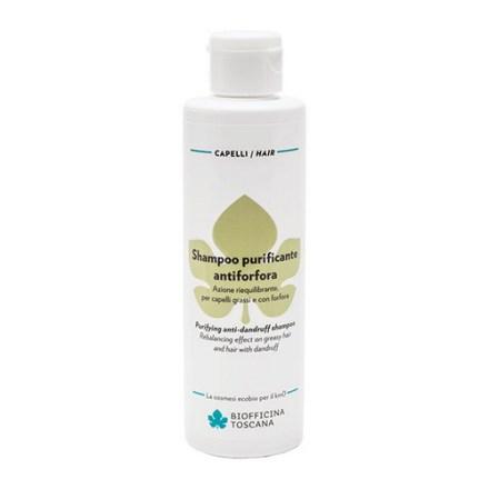 shampoo purificante antiforfora