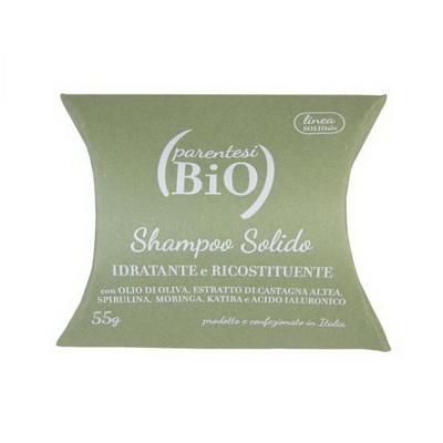 shampoo solido idratante