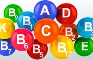 Fungsi Vitamin A B C D E K Bagi Tubuh