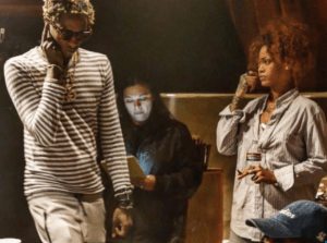 Young Thug Ft. Rihanna – Nothing Is Promised (Remix)