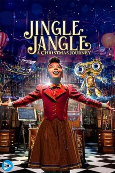 Movie: Jingle Jangle: A Christmas Journey (2020)