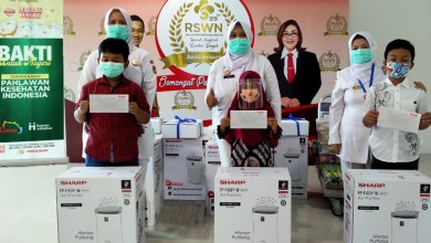Photo of Kepedulian Sosial Sharp Raih Penghargaan dari Nusantara CSR Award 2020