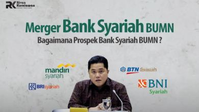 Photo of Dampak Covid-19, Tiga Bank Syariah BUMN Dimerger