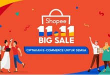 Photo of Shopee Luncurkan Kampanye 11.11 Big Sale