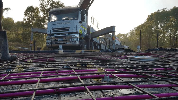 Jagcor Concrete Pumping