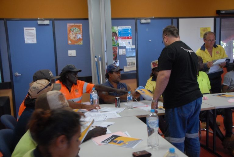 Jagcor Indigenous Engagement ECB Training