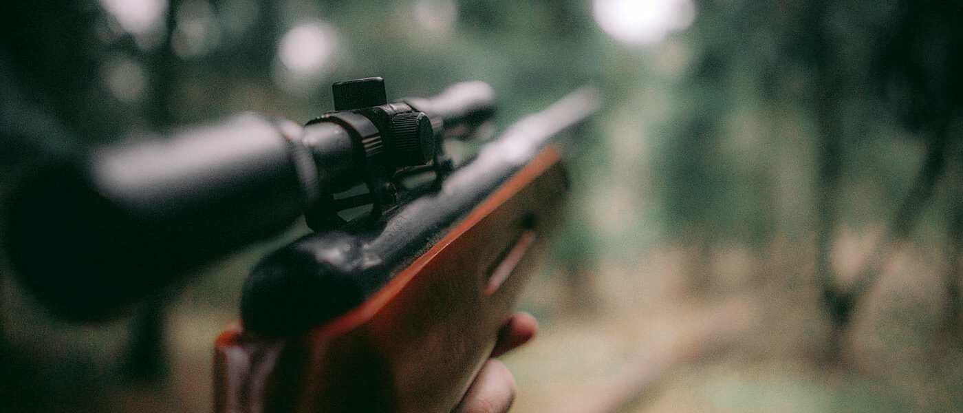 Verkauf und Service rund um die Jagd