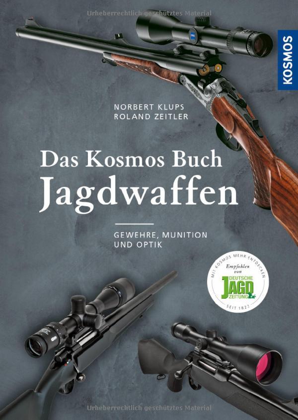 Das Kosmosbuch 'Jagdwaffen' via @treierp