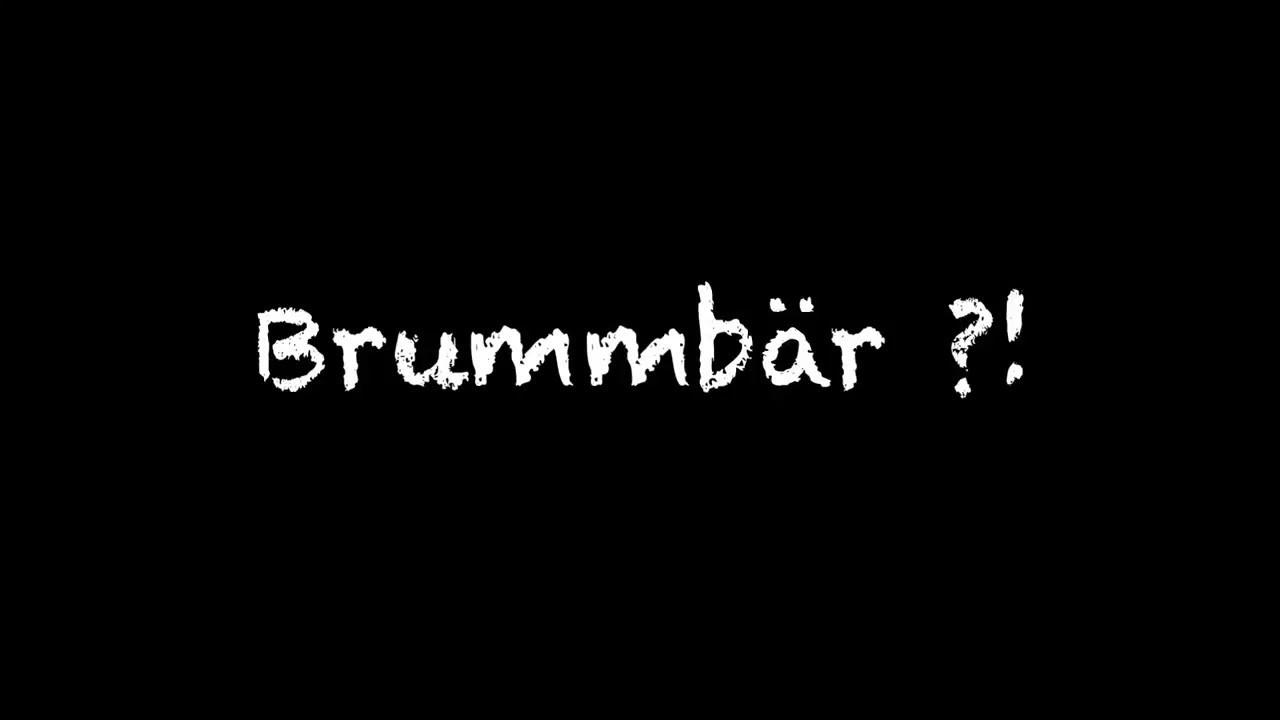 Brummbär