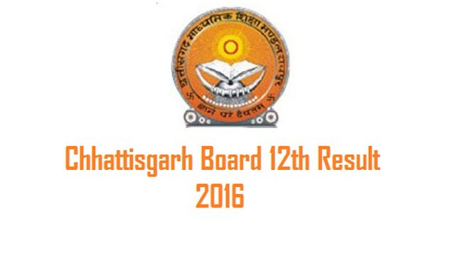 Chattisgarh Board 12th Result 2016 Announcing Today at cgbse.net