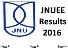 JNUEE Results 2016
