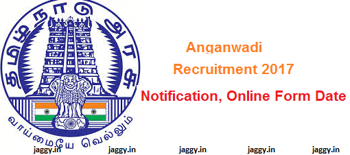 on anganwadi job in tamilnadu 2017 application form