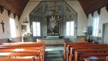 W Kyrkan interiör