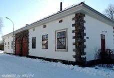 Det gamla värdshuset, numera i privat ägo.