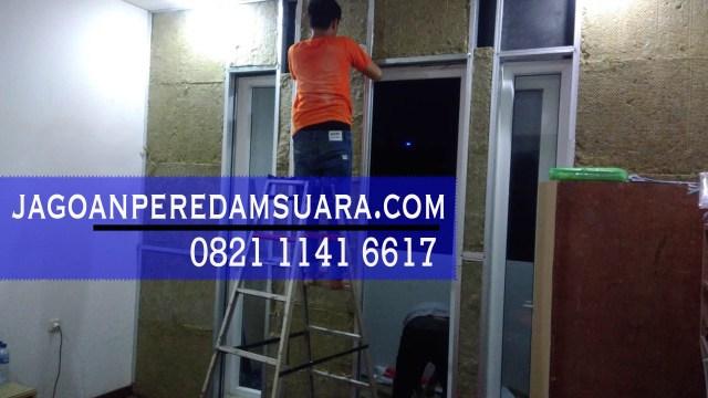 0821 1141 6617 WA Kami : Bagi Anda yang tengah   Kontraktor Peredam Suara Ruang Apartemen Terutama di Kota  Koper,  Kabupaten Tangerang