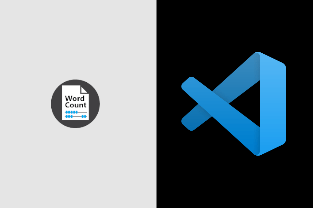 wordcount vscode extension markdown