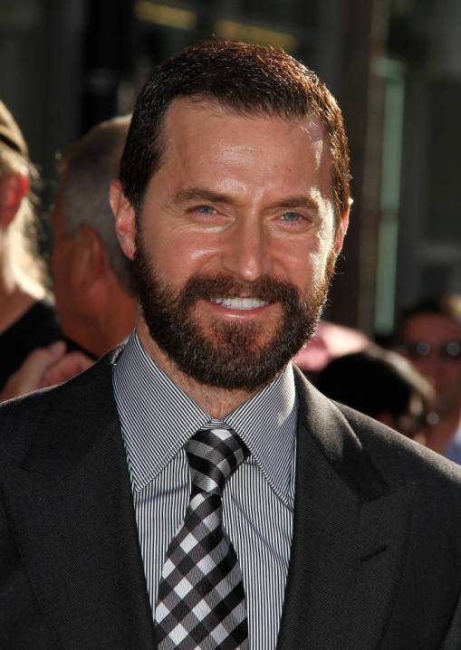 Richard Armitage at Captain America