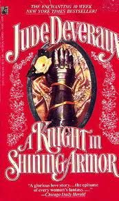 knight in shining armor cover