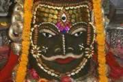 श्री महाकालेश्वर उज्जैन में महाशिव विवाह नवरात्रि  पूजा प्रारंभ, बाबा को हल्दी लगी !