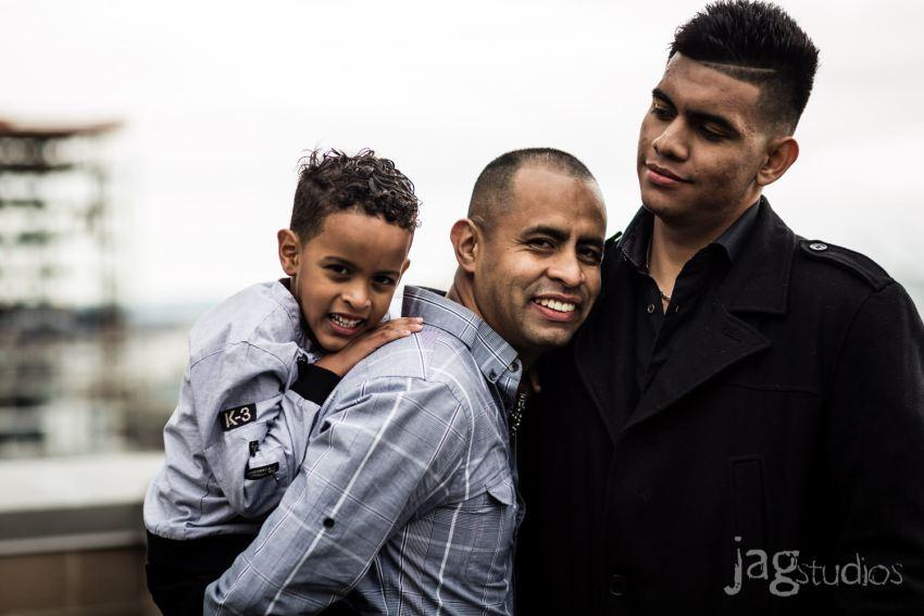 Seattle Destination Family Portraits JAGstudios