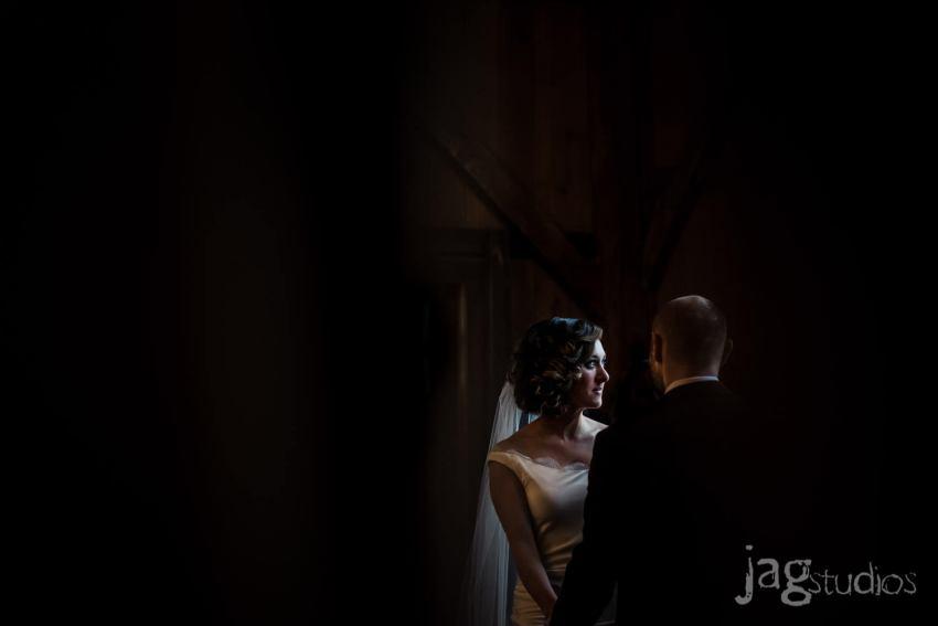 Romantic Winvian Wedding - Elise + Nate