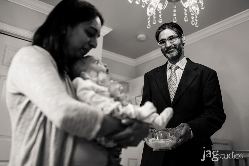 newborn's homecoming