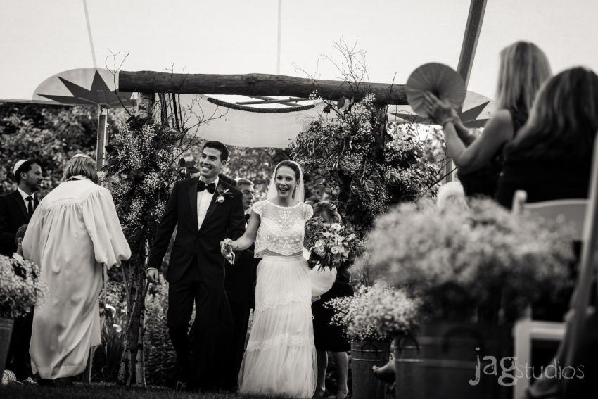Luxury Winvian Summer Barn Wedding