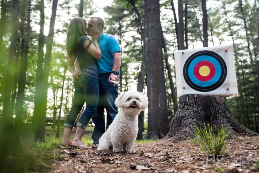 archery engagement