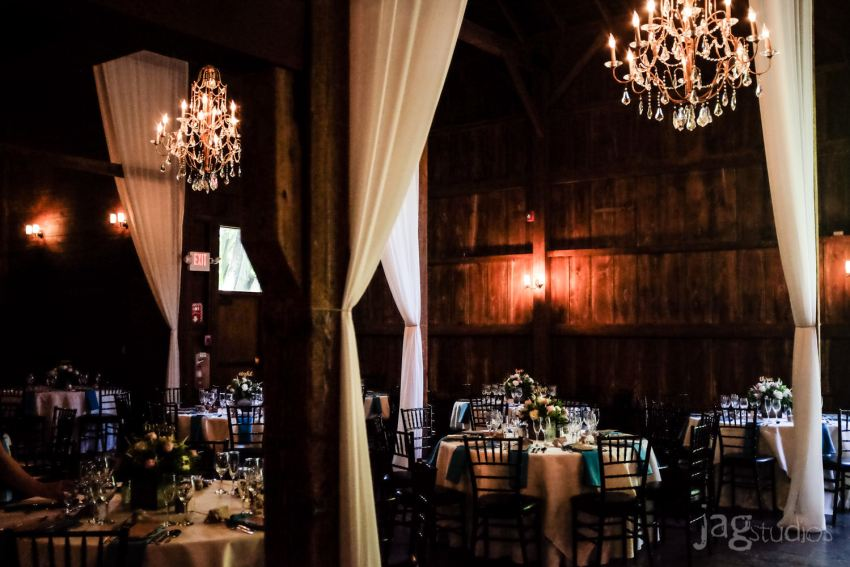 Rustic Charm at The Barns Wedding JAGstudios