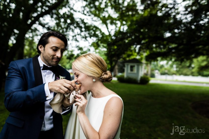 Coveleigh Club Wedding Rye NY JAGstudios