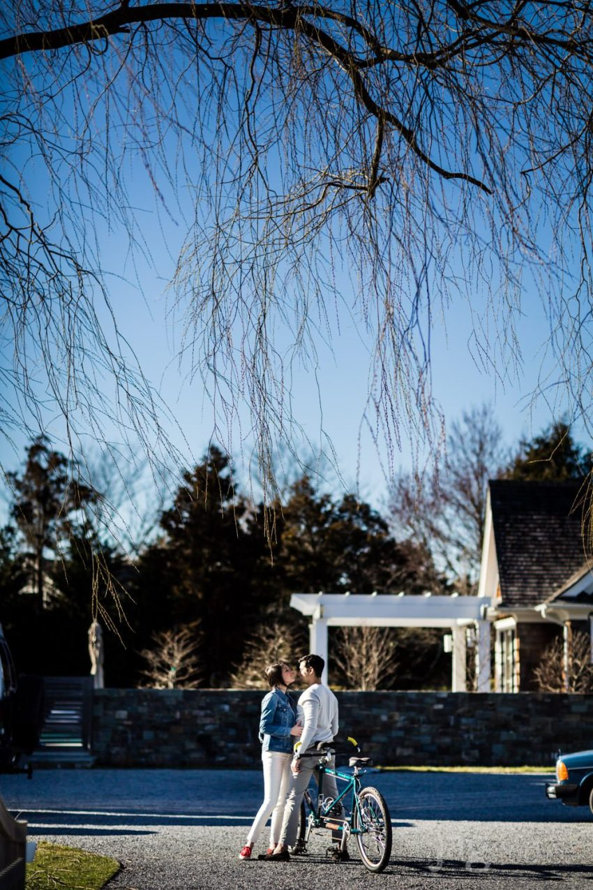 Hamptons Engagement New York JAGstudios