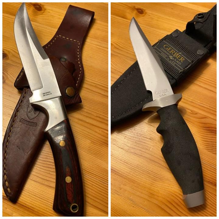 den ultimative jagtkniv
