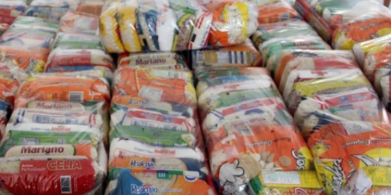 Vereadores solicitam que saldo do duodécimo, devolvido para a prefeitura, seja revertido na compra de cestas básicas