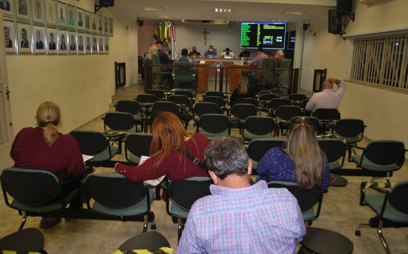 Sessão da Câmara Municipal, nesta terça-feira (28), terá 13 proposituras na Ordem do Dia