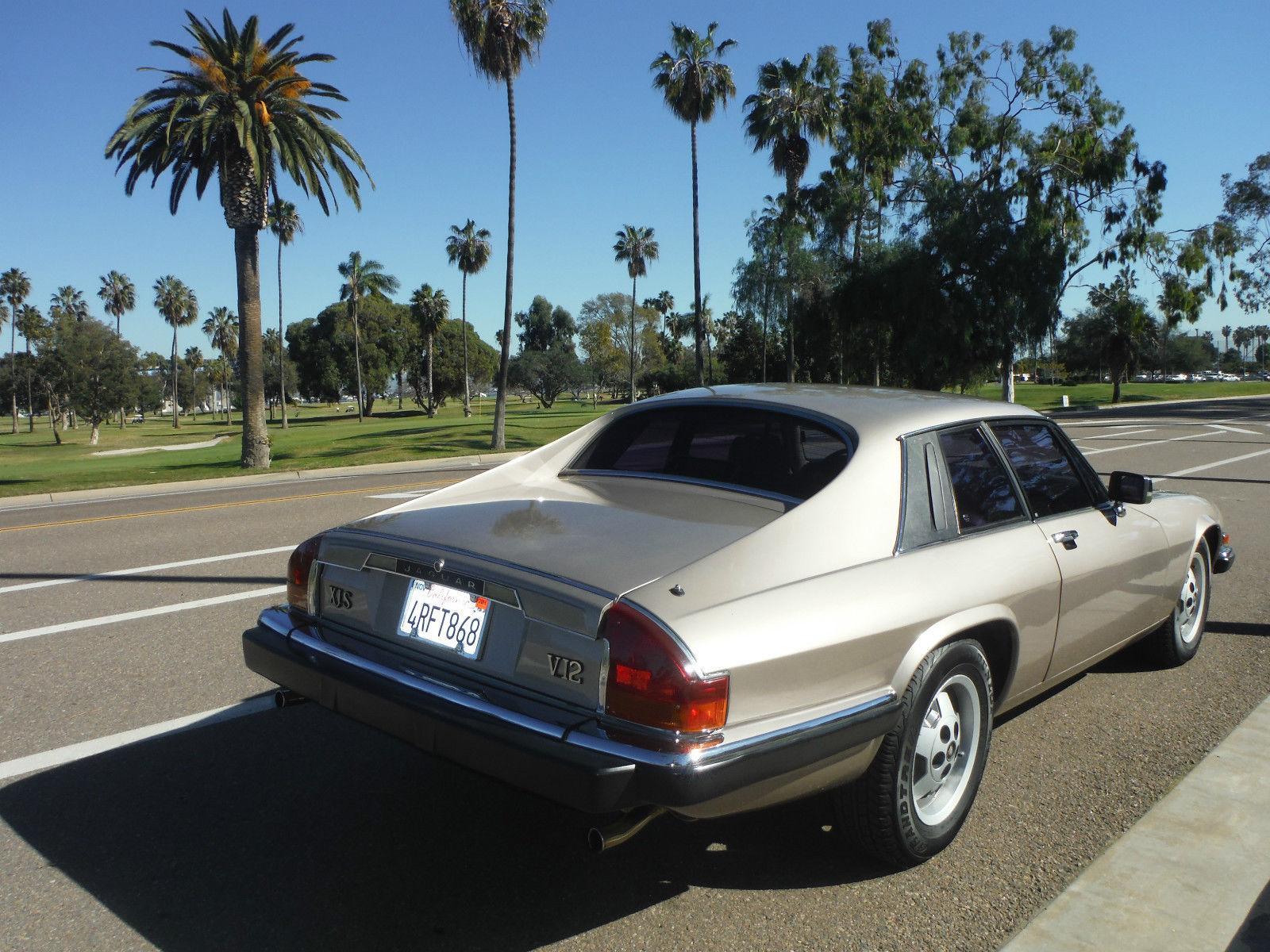 1987 Jaguar XJS V12 For Sale