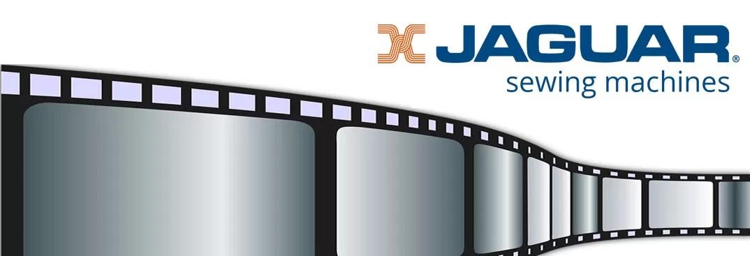 Jaguar Sewing Machines video image