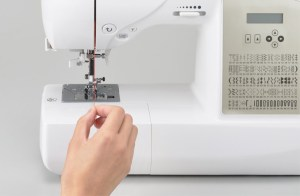 Jaguar DQS 377 sewing machine reviewed by Sew Magazine