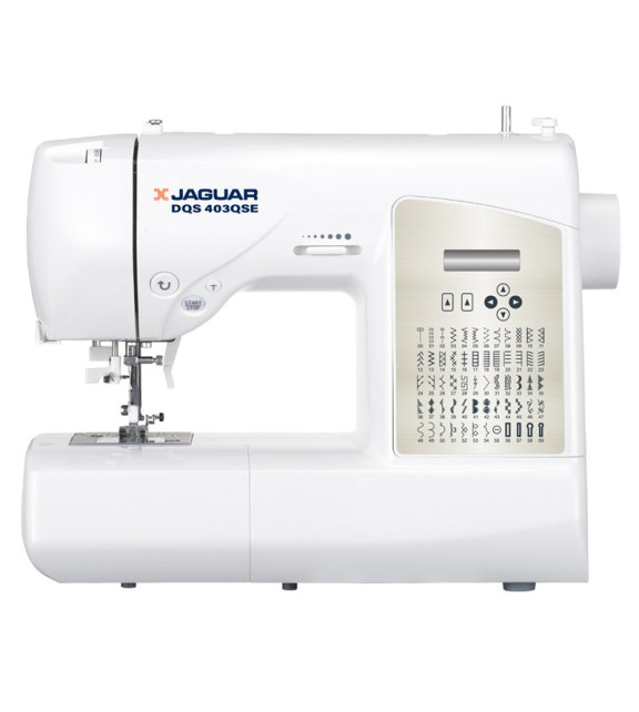 Features of the Jaguar DQS403SE sewing machine