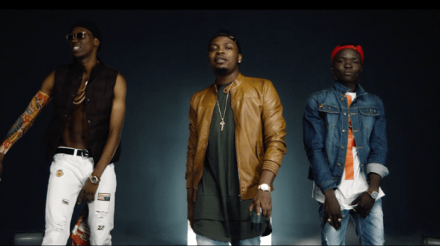 YBNL Lies People Tell Ft. Olamide Maupheen Dalis 696x390 - Top 10 Hottest Nigerian Artists For 2017