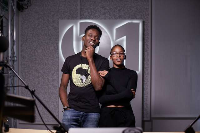 103116 Mr Eazi Julie beats1LDN 635 RGB 1557081 - Top 10 Most Controversial Moments In Nigerian Music 2017