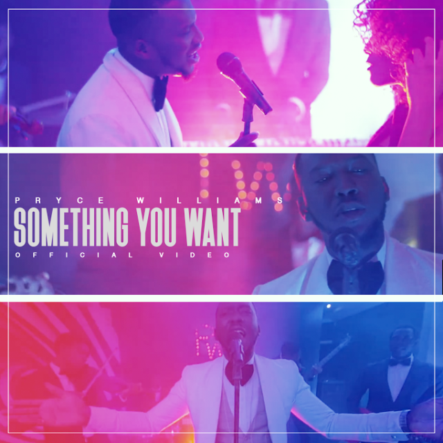 Pryce Williams - Something You Want