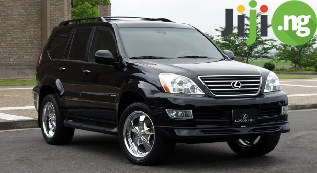 jiji3 - 5 Reasons To Buy Lexus GX470