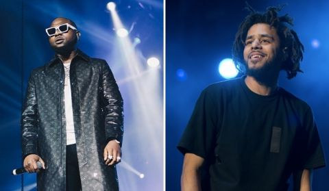 David Adeleke better known as Davido Collaboration With J. Cole (READ DETAILS)